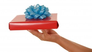 gift and holiday shopping